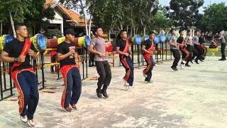 Rampak Bedug Sat Brimob Polda Banten