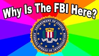 What is why is the fbi here? The history and origin of the dad  F.B.I. memes