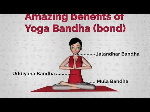 Amazing Benefits of 3 Yoga Bandhas (Bond, Arrest) योग बंध