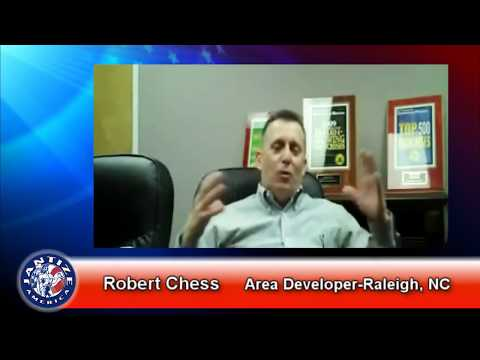Jantize America Master Franchises Robert Chess Area Developer Testimonial