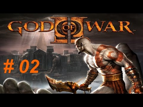 God of War 2 HD [PS3] - 2 ) Le supplice de Prométhée