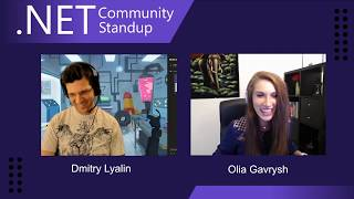 Desktop: .NET Community Standup - April 23rd 2020 - WinForms & XAML Tooling