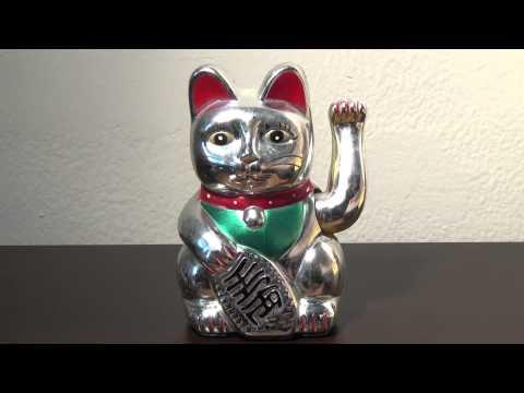Maneki Neko Lullaby 10 hours Chinese Japanese Lucky cat