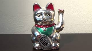 Maneki Neko Lullaby 10 hours Chinese Japanese Lucky cat
