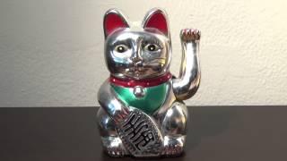 Maneki Neko Lullaby 10 hours Chinese Japanese Lucky cat - Sleep Music