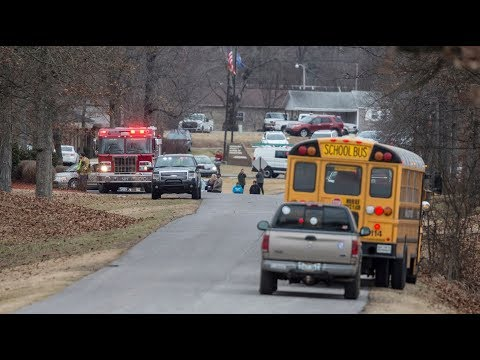 Two killed, 19 injured in Kentucky school shooting
