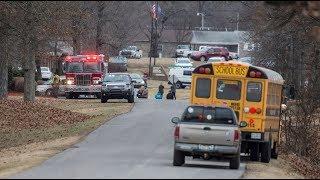Two killed, 19 injured in Kentucky school shooting