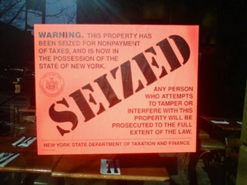 IRS SeizeTaxpayers Funds Over Parents' Old Debts -IRS Coming After Family For Parents Debt!!