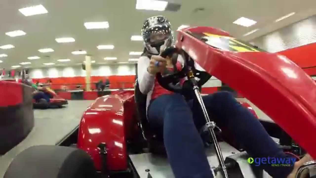 Go Karts Reno >> 45 Mph Go Kart Racing At Need 2 Speed In Reno Getaway Reno Tahoe