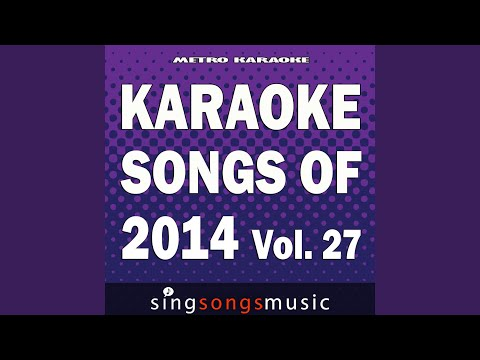 0 to 100 (The Catch Up) (In the Style of Drake) (Karaoke Version)