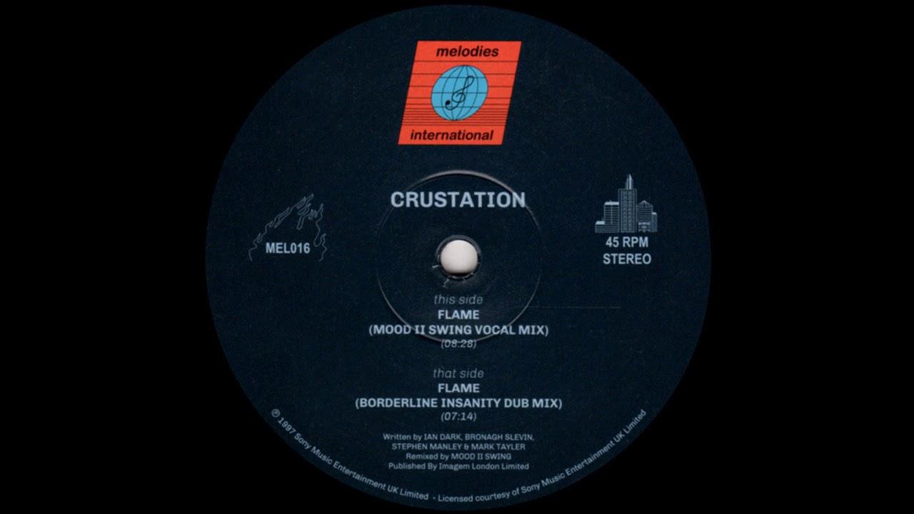 Download Crustation - Flame (Borderline Insanity Dub Mix)