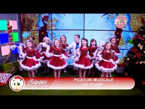 cantece in limba romana – Picaturi Muzicale – Hei zurgalai
