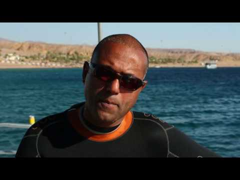 eDive360 interview with Sindbad Dive Club Jordan about Coral Garden divespot