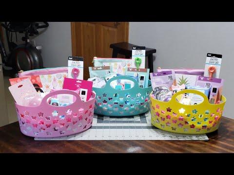 #mothersdaygift #giftbaskets #summerbaskets  DIY Mother's Day Gift Basket
