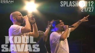 Kool Savas Splash 2012 21 27 Futurama Feat Curse Official HD Live Video 2012