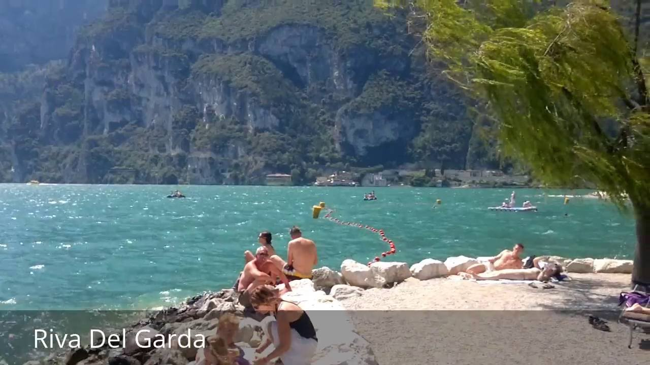 places to see in riva del garda italy youtube