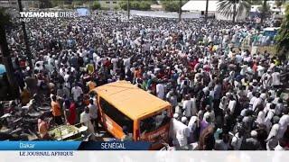 Sénégal : manifestation contre l'islamophobie