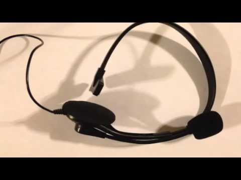 Review On: Xbox 360 RocketFish Chat Headset