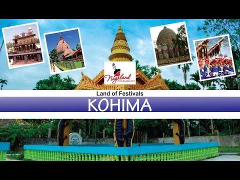 Kohima | Nagaland Tourism | Top Places to Visit in Nagaland | Incredible India
