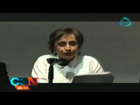 Carmen Aristegui pide superar conflicto con MVS