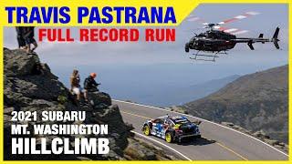 homepage tile video photo for Travis Pastrana's Full Record Run at 2021 Mt. Washington Hillclimb
