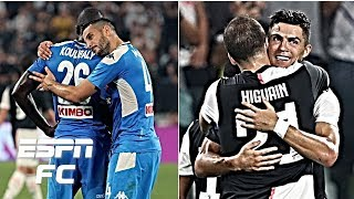 Kalidou Koulibaly own goal gifts Juventus unbelievable win vs. Napoli | Serie A Highlights