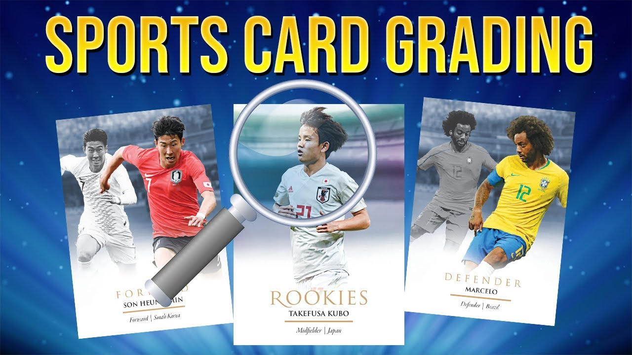 How can Soccer Card grading be improved?