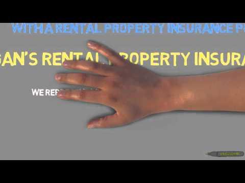 michigan rental property insurance