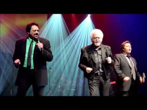 The Osmonds singing Songs by Brothers October 31st 2014  American Jukebox Show Moon River Theater