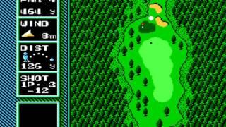 Mario Open Golf (J) Gameplay parte 5 Final