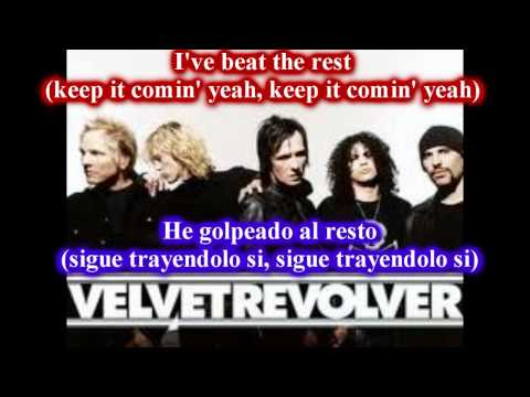 Velvet Revolver - Come on come in subtitulado (español-ingles)