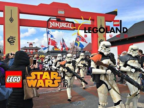 Legoland Denmark Star Wars Day 2016