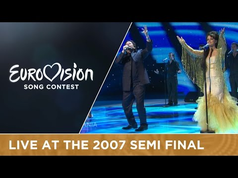 Aida & Frederik Ndoci - Hear My Plea (Albania) Live 2007 Eurovision Song Contest