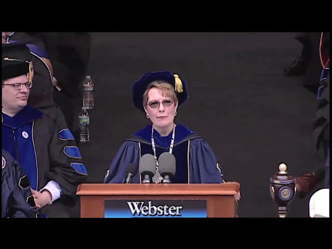 Webster University 2015 Commencement in St. Louis