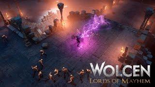 Обзор Wolcen: Lords of Mayhem   Первый взгляд