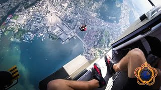 GoPro: Luzern Downtown Casino Skydive   How to go sightseeing