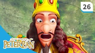 The New Adventures Of Peter Pan - Episode 26 - The Neverland Prophecy Part 3 FULL EPISODE