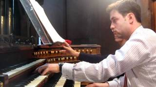 Jonathan Hope: Recital at Saint-Sulpice, Paris (Alain - Le jardin suspendu)