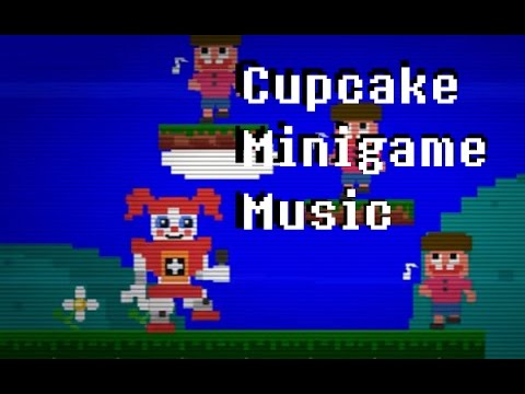 Minigame Music (Extended, Both Versions) - FNaF Sister Location