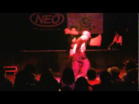 KENTO&CANDOO 2011/3/5 Stepperz@NEO(FUKUSHIMA)