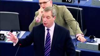 Farage: Only 20% of Europeans want immigration from Muslim countries to continue