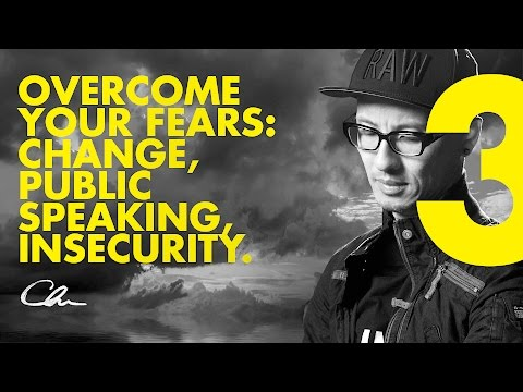 Overcome Your Fears: Motion Design Industry Changes, Public Speaking, Insecurities