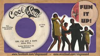 Alton Ellis - Girl I've Got A Date (Soul Cut)