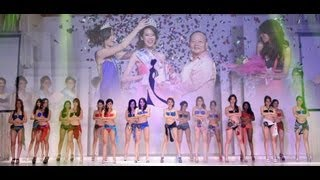 Bikini Swimwear Finals Miss Global International Malaysia 2013
