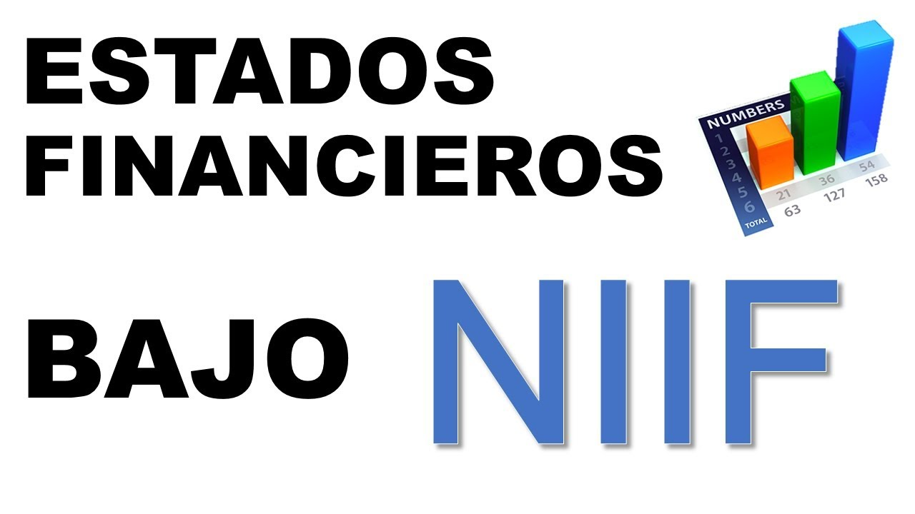 Estados Financieros Bajo Niif