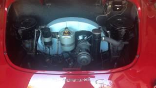 Porsche 356C Start