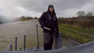 4. Travelling through Harecastle Tunnel & Storm on Narrowboat
