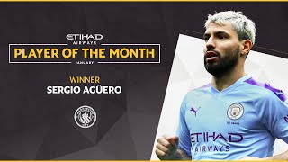 🏖SERGIO AGUERO LOVES THE BAHAMAS! 🏖 | ETIHAD PLAYER OF THE MONTH, JANUARY