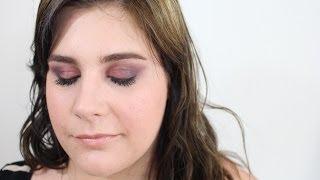 TUTO MAKE UP: Du violet sur mes yeux avec M.A.C. Thumbnail