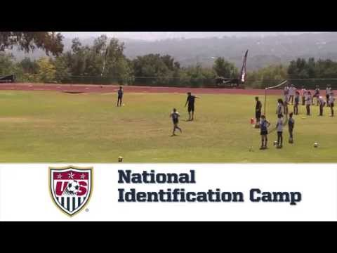 U.S. Soccer Girl's National ID event with Cal South Pro+
